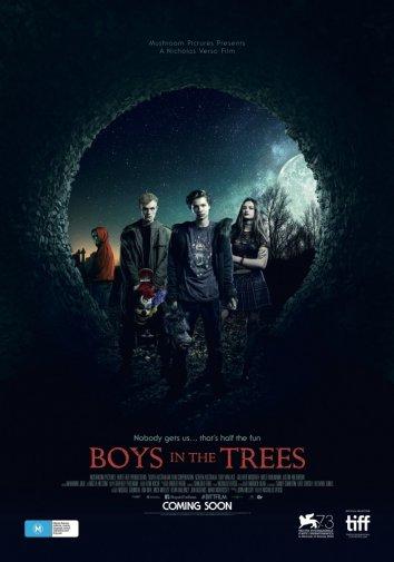 Смотреть Мальчики на деревьях онлайн в HD качестве 720p
