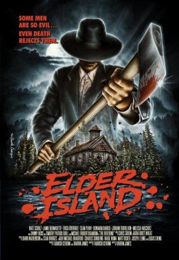 Смотреть Остров Элдер онлайн в HD качестве 720p