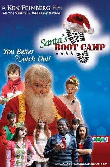 Смотреть Учебный лагерь Санты онлайн в HD качестве 720p