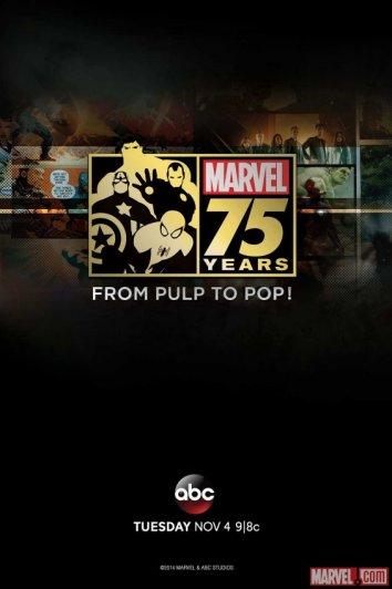 Смотреть Документальный фильм к 75-летию Marvel онлайн в HD качестве 720p