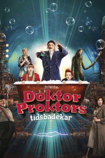 Смотреть Доктор Проктор и его машина времени онлайн в HD качестве 720p