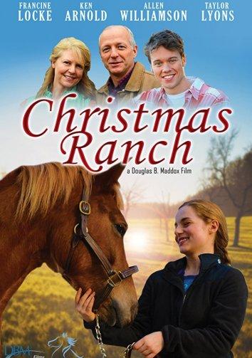 Смотреть Рождество на ранчо онлайн в HD качестве 720p