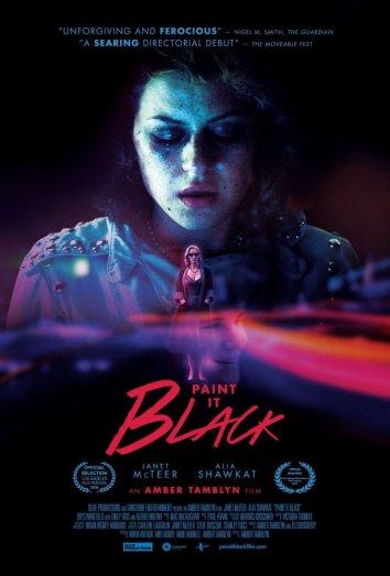 Смотреть Покрась это черным онлайн в HD качестве 720p