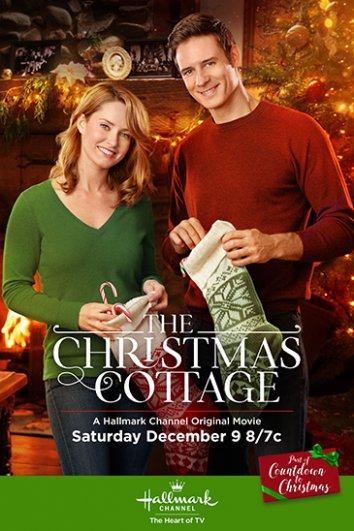 Смотреть Рождественский коттедж онлайн в HD качестве 720p