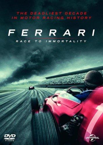 Смотреть Ferrari: Гонка за бессмертие онлайн в HD качестве 720p