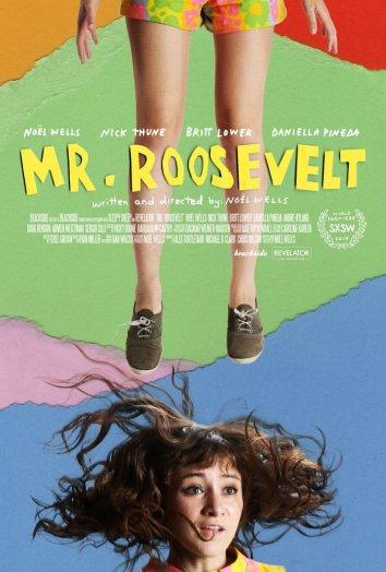 Смотреть Мистер Рузвельт онлайн в HD качестве 720p