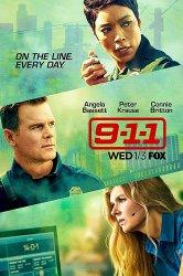Смотреть 9-1-1 онлайн в HD качестве 720p