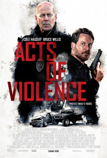 Смотреть Акты насилия онлайн в HD качестве 720p
