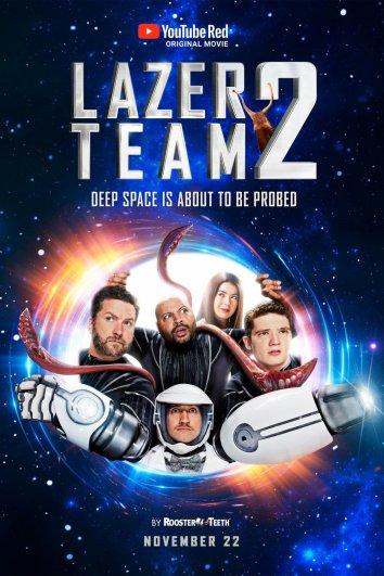 Смотреть Лазерная команда 2 онлайн в HD качестве 720p