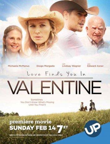 Смотреть Любовь найдёт тебя в Валентайне онлайн в HD качестве 720p