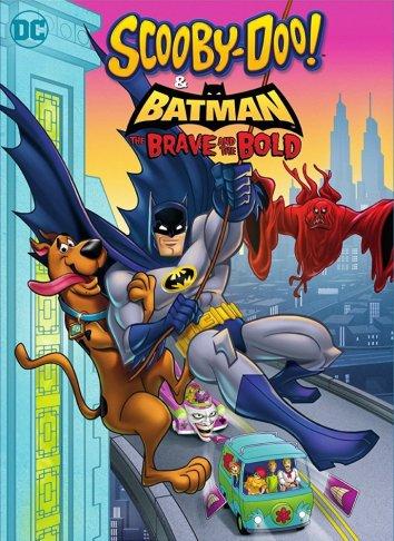 Смотреть Скуби-Ду и Бэтмен: Храбрый и смелый онлайн в HD качестве 720p