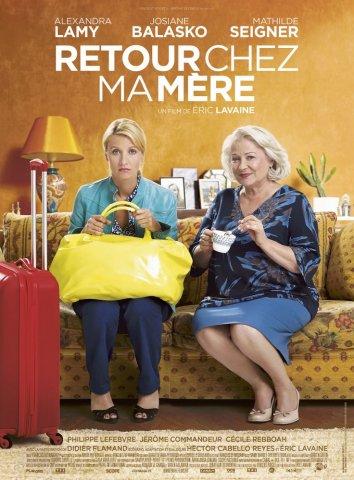 Смотреть Возвращение к матери онлайн в HD качестве 720p