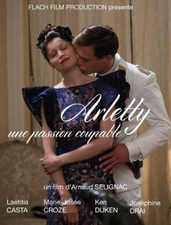 Смотреть Арлетти. Преступная страсть онлайн в HD качестве 720p