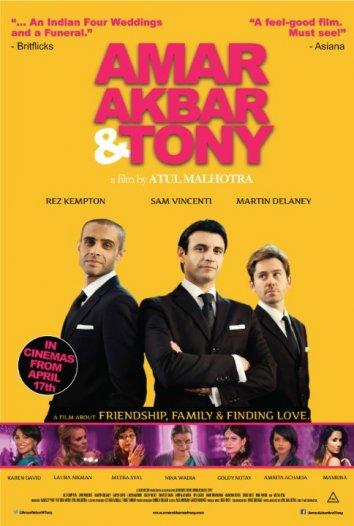 Смотреть Амар, Акбар и Энтони онлайн в HD качестве 720p