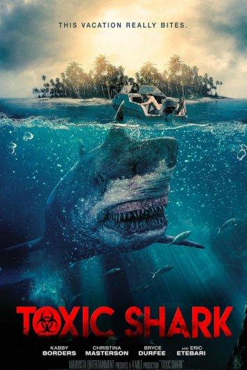 Смотреть Токсичная акула онлайн в HD качестве 720p