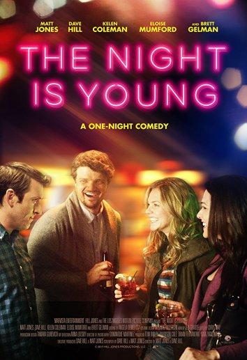Смотреть Ночь только начинается онлайн в HD качестве 720p