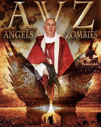 Смотреть Ангелы против зомби онлайн в HD качестве 720p