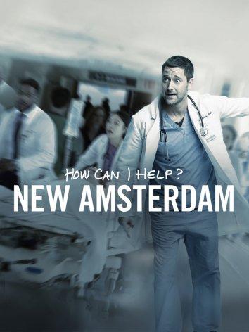 Смотреть Новый Амстердам онлайн в HD качестве 720p