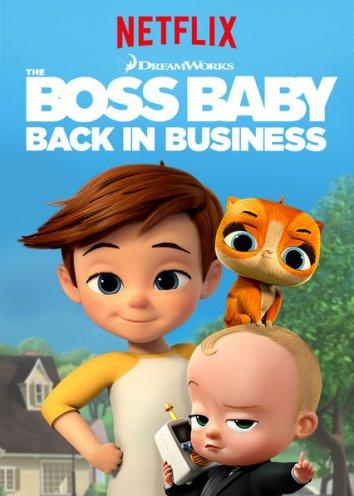 Смотреть Босс-молокосос: Снова в деле онлайн в HD качестве 720p