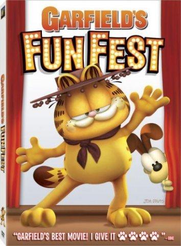 Смотреть Фестиваль Гарфилда онлайн в HD качестве 720p