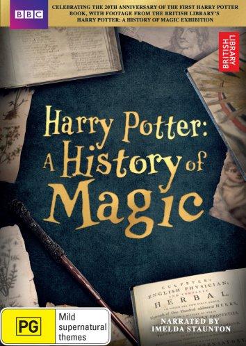 Смотреть Гарри Поттер: История магии онлайн в HD качестве 720p