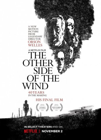 Смотреть Другая сторона ветра онлайн в HD качестве 720p