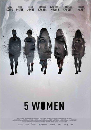 Смотреть 5 женщин онлайн в HD качестве 720p