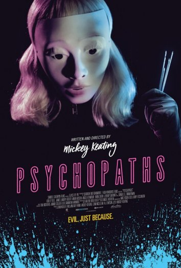 Смотреть Психопаты онлайн в HD качестве 720p
