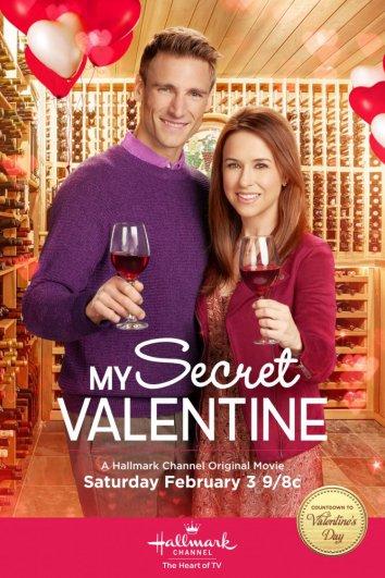 Смотреть Мой тайный Валентин онлайн в HD качестве 720p