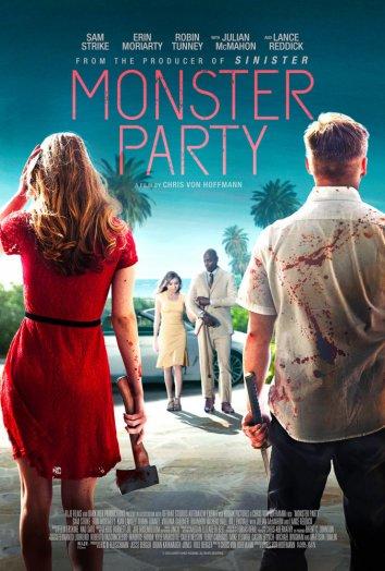 Смотреть Вечеринка монстров онлайн в HD качестве 720p