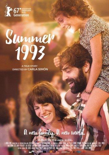 Смотреть Лето 1993-го онлайн в HD качестве 720p