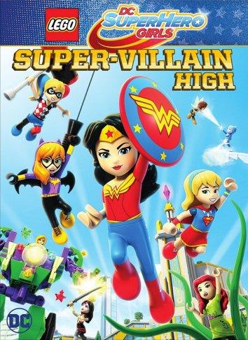 Смотреть Lego DC: Супердевочки. Школа Суперзлодеев онлайн в HD качестве 720p