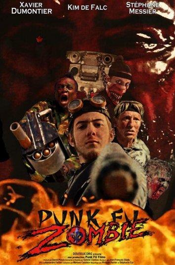 Смотреть Панк Фу Зомби онлайн в HD качестве 720p