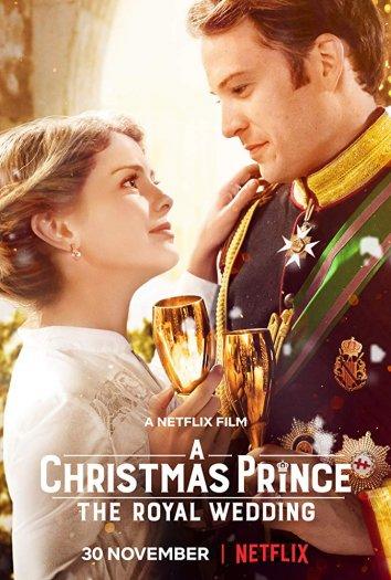 Смотреть Рождественский принц: Королевская свадьба онлайн в HD качестве 720p