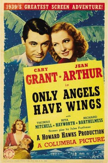Смотреть Только у ангелов есть крылья онлайн в HD качестве 720p