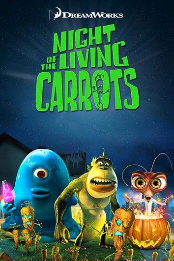 Смотреть Ночь живых морковок онлайн в HD качестве 720p