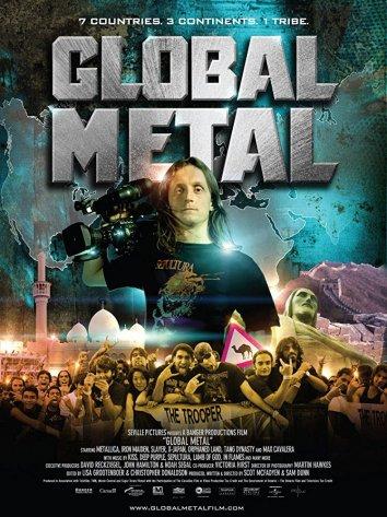 Смотреть Глобальный метал онлайн в HD качестве 720p