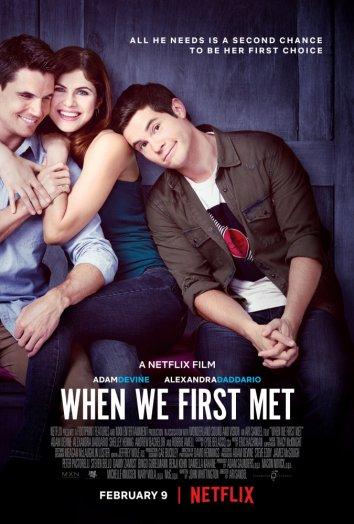 Смотреть Когда мы впервые встретились / Когда мы познакомились онлайн в HD качестве 720p