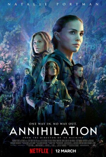 Смотреть Аннигиляция онлайн в HD качестве 720p