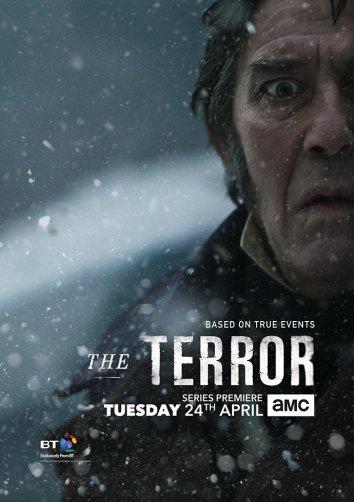 Смотреть Террор онлайн в HD качестве 720p