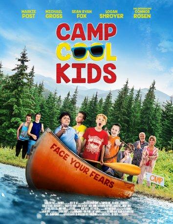 Смотреть Лагерь Клевые ребята онлайн в HD качестве 720p