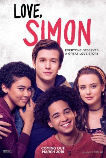 Смотреть С любовью, Саймон онлайн в HD качестве 720p