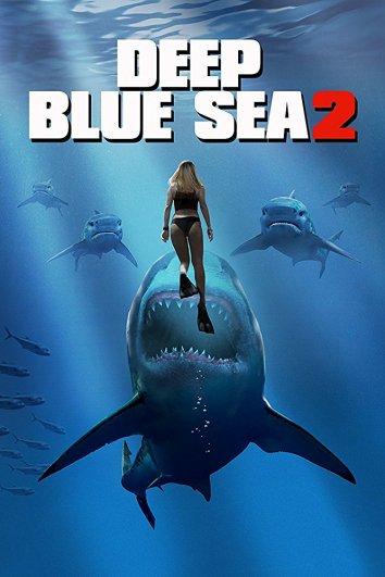 Смотреть Глубокое синее море 2 онлайн в HD качестве 720p