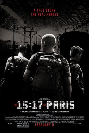 Смотреть Поезд на Париж онлайн в HD качестве 720p