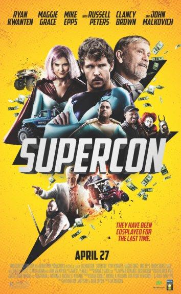 Смотреть Супермошенники онлайн в HD качестве 720p