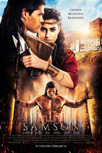 Смотреть Самсон онлайн в HD качестве 720p