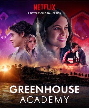 Смотреть Академия Гринхаус онлайн в HD качестве 720p