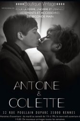 Смотреть Антуан и Колетт / Любовь в двадцать лет онлайн в HD качестве