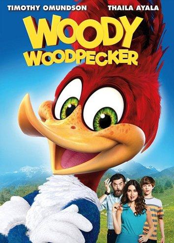 Смотреть Вуди Вудпекер онлайн в HD качестве 720p