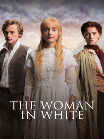 Смотреть Женщина в белом онлайн в HD качестве 720p